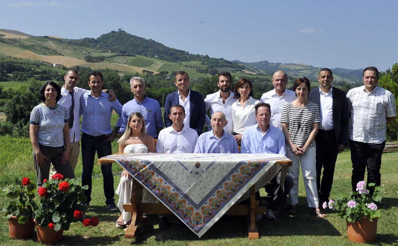 La famiglia Dalmonte difende le varietà antiche per portare in tavola i sapori di una volta
